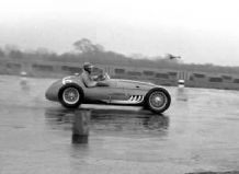 Alta F2 Tony Gaze Silverstone 1951 Daily Express
